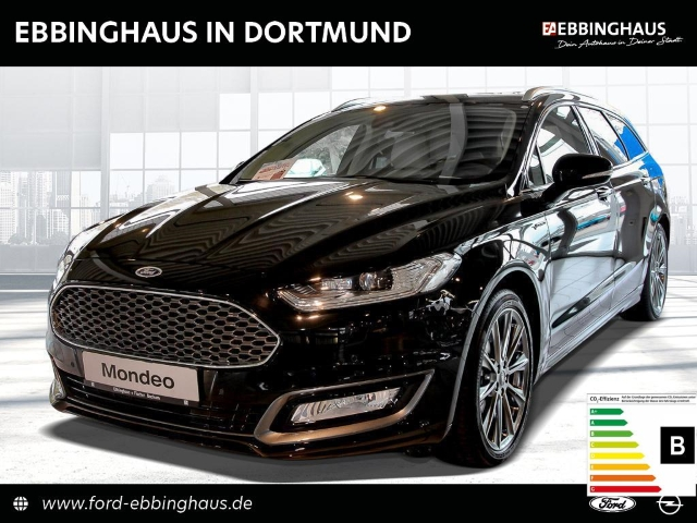 Ford Mondeo Turnier Vignale LED SONY eSITZE ACC PANO, Jahr 2019, Diesel