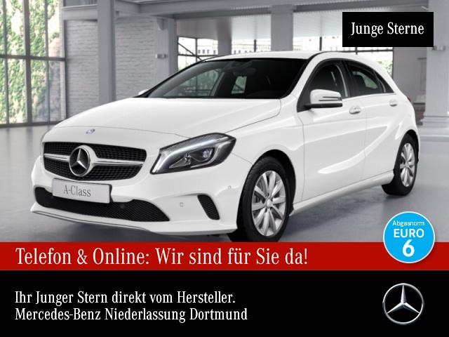 Mercedes-Benz A 180 d Style LED AHK Navi PTS Sitzh Sitzkomfort, Jahr 2015, Diesel