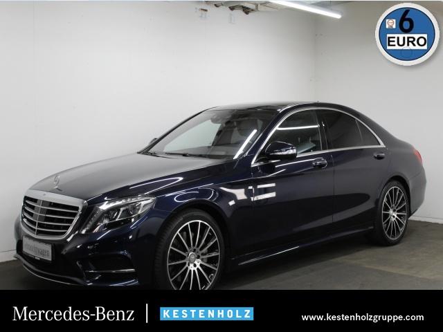 "Mercedes-Benz S 350 d 4M AMG+AIRMATIC+DISTR+PANO+360°+20""LM, Jahr 2015, diesel"