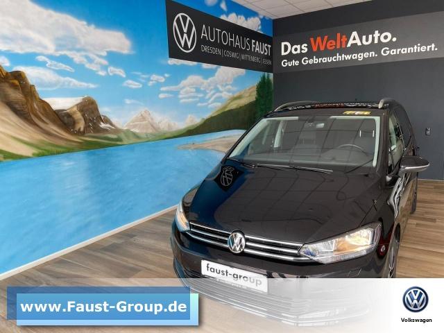 Volkswagen Touran United Comfortline UPE 41345EUR NAVI AHK, Jahr 2020, Diesel