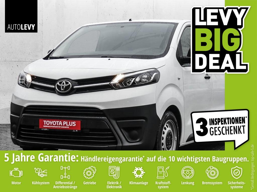 Toyota Proace 1.6 D-4D L1 +Lebensmittelumbau*Standheizu, Jahr 2016, Diesel