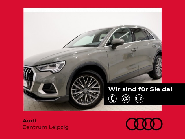 Audi Q3 40 TFSI quattro advanced S-tronic *Pano*LED*, Jahr 2020, Benzin