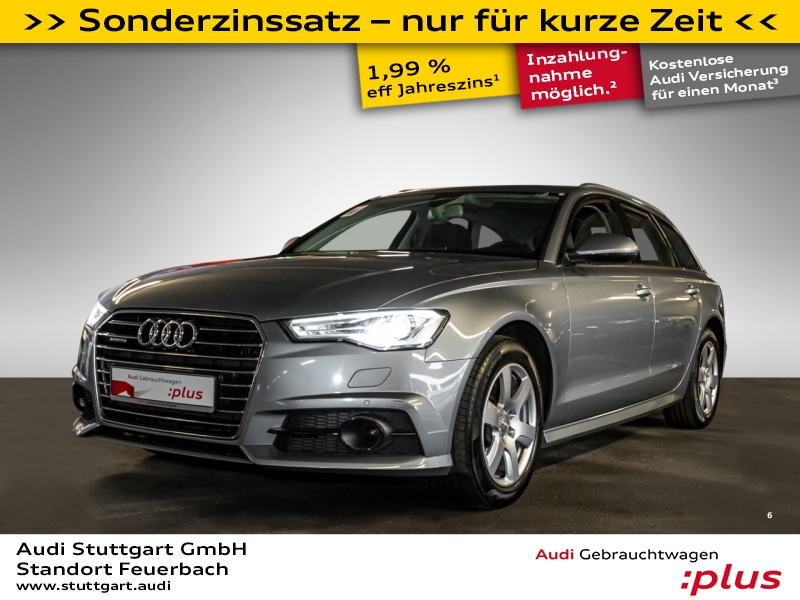 Audi A6 Avant 2.0TDI quattro ACC Keyless Standheizung, Jahr 2017, Diesel
