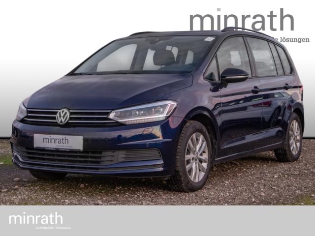 Volkswagen Touran Comfortline 2.0 TDI LED Navi Fernlichtass. PDC, Jahr 2015, Diesel