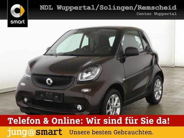 smart fortwo coupé 52kW passion DCT cool&Media SHZ Pano, Jahr 2019, Benzin