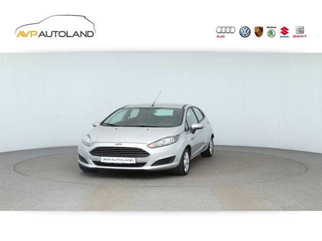 Ford Fiesta 1.25 Trend Klimaanlage   USB-Anschluss, Jahr 2014, Benzin