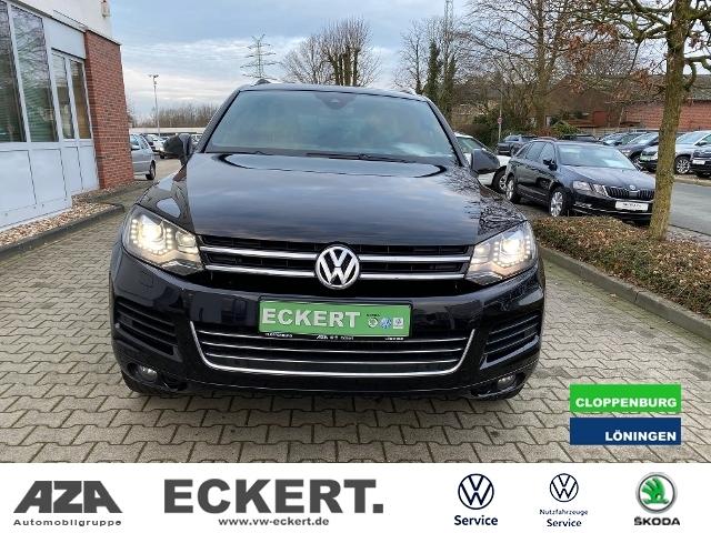Volkswagen Touareg 3.0 TDI V6 BMT Exclusive, Jahr 2013, Diesel