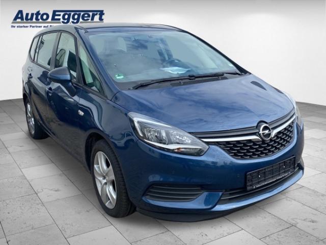 Opel Zafira C Edition Start Stop 1.6 CDTI Navi PDCv+h LED-Tagfahrlicht Multif.Lenkrad RDC Klimaautom, Jahr 2017, Diesel