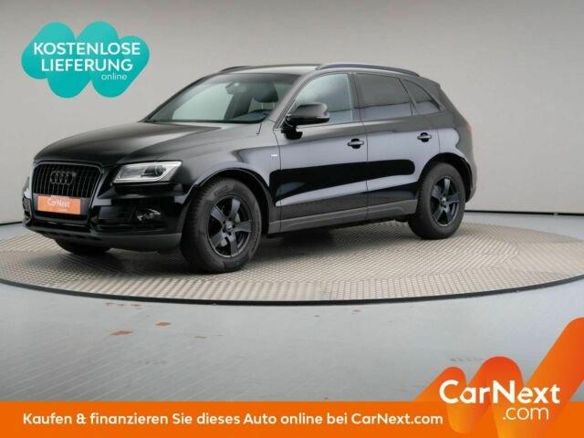 Audi Q5 2.0 TDI S-line S tronic NAVI KAM XENON, Jahr 2017, Diesel