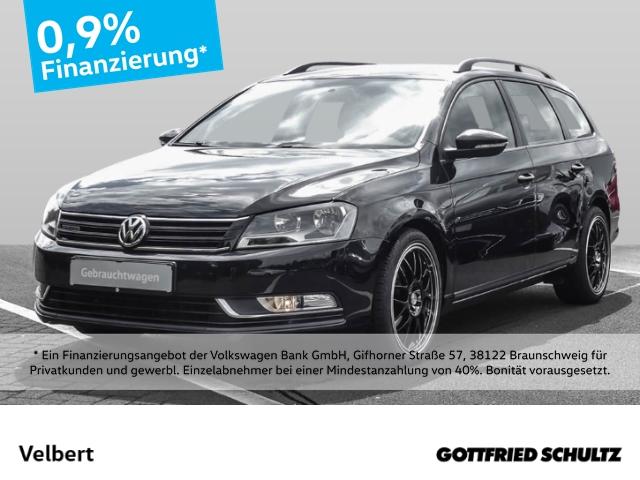 Volkswagen Passat Variant 1.6 TDI+SHZ+PDC+LM FELGEN, Jahr 2012, Diesel