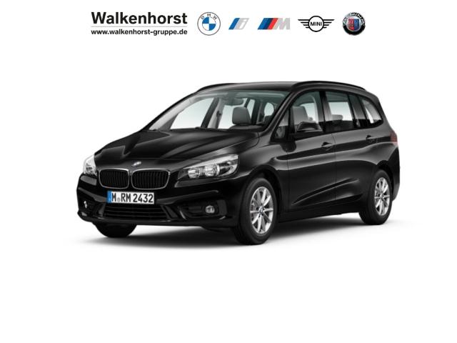 BMW 216 Gran Tourer i Modell Advantage Business Paket Navigation Komfortzugang, Jahr 2016, Benzin