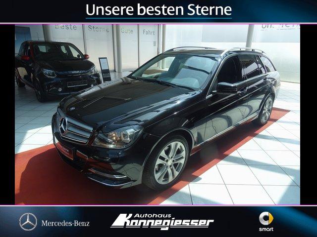 Mercedes-Benz C 180 T*AVANTGARDE*SCHIEBEDACH*NAVI*PARKTRONIK*, Jahr 2014, Benzin