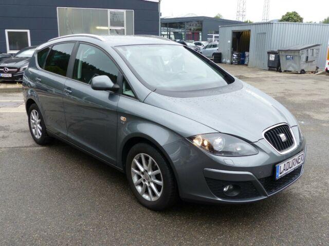 Seat Altea XL 1.4 TSI Style Copa *Navi/Xenon/AHK/PDC*, Jahr 2013, Benzin