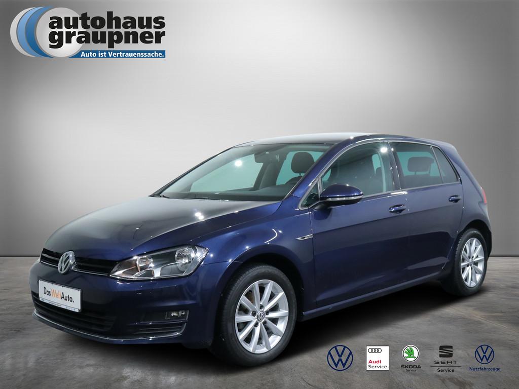Volkswagen Golf VII 1.2 TSI LOUNGE, Jahr 2016, Benzin