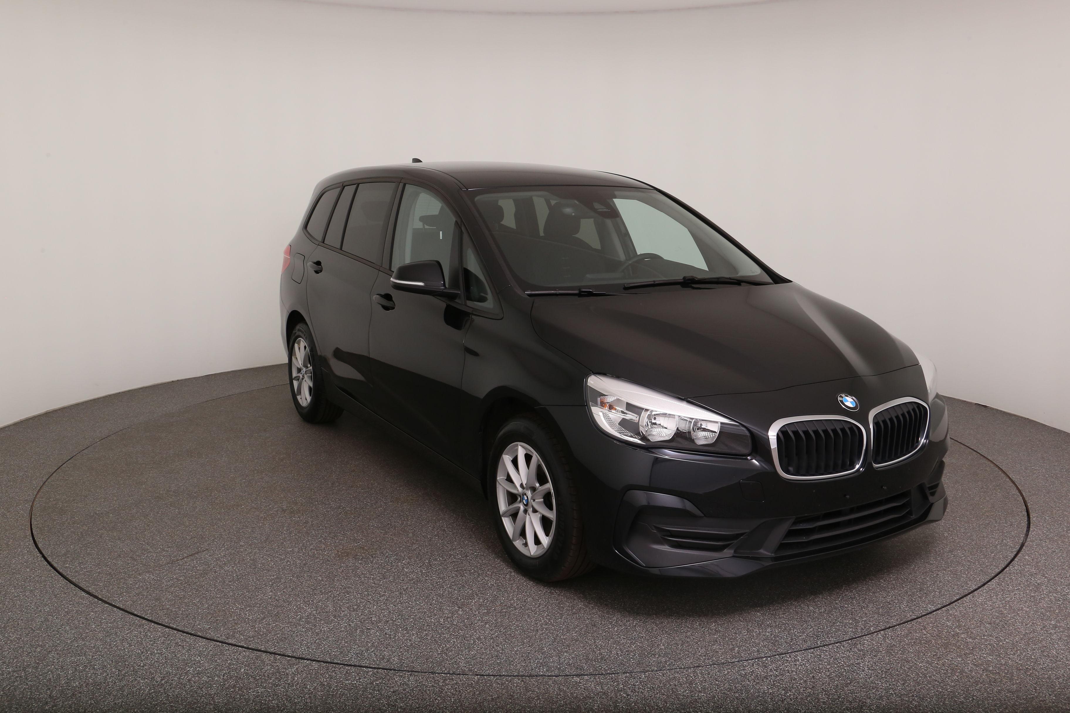 BMW 216 Gran Tourer Advantage 1.5 D 85kW 7-Gang 5 Sitze 4 Türen, Jahr 2019, Diesel