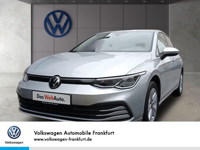 "Volkswagen Golf VIII 1.0 TSI LIFE Alu16"" Navi LED, Jahr 2020, petrol"