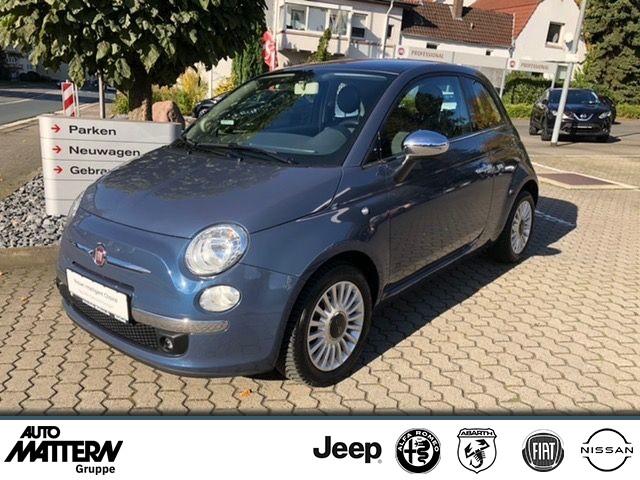 Fiat 500 1.2 8V Lounge PGD Klima PDC LM Felgen uvm., Jahr 2013, Benzin