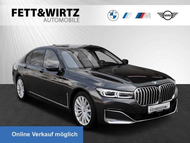 BMW 740d xDrive Laser GSD Standhz LR ab 709,- br.o.A, Jahr 2020, Diesel