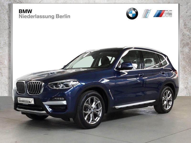 BMW X3 xDrive20d EU6d-Temp Aut. LED Navi Sportsitze, Jahr 2019, Diesel