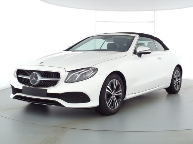 Mercedes-Benz E 200 Cabrio+Navi+Business-P+Head-up+Distronic+Komfort-P, Jahr 2020, Benzin