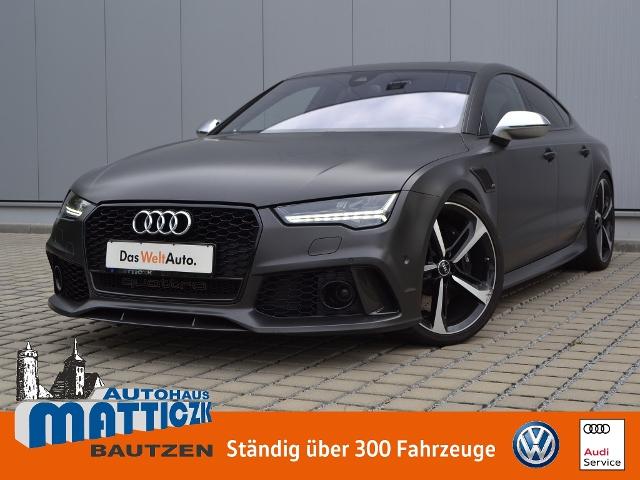 Audi RS7 Sportback 4.0 TFSI ABT 700 PS quattro FACELI, Jahr 2015, petrol