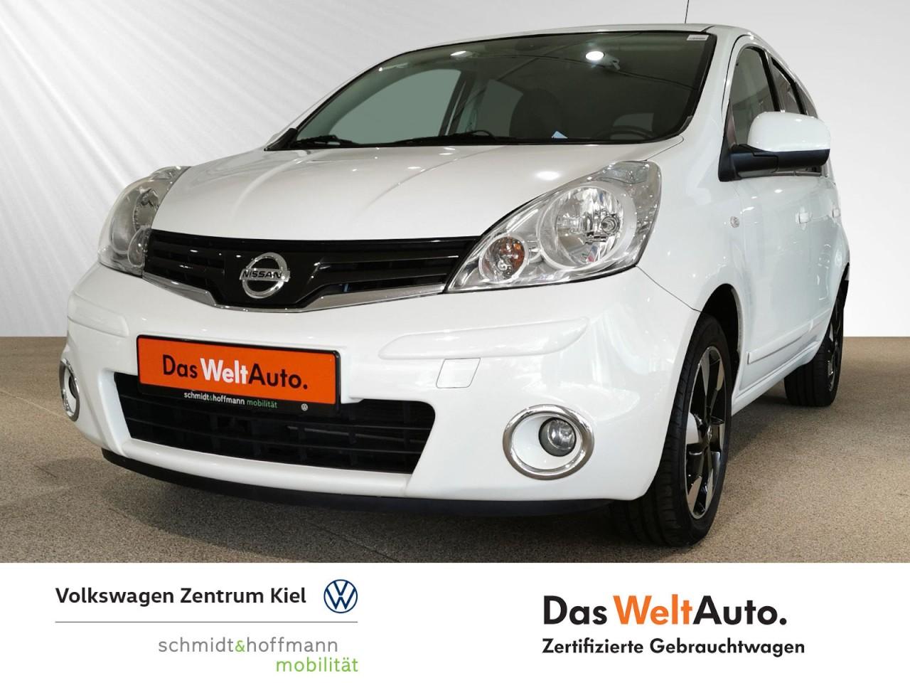 Nissan Note 1.4 I-Way+ PDC Navigation Klimaautomatik, Jahr 2013, Benzin