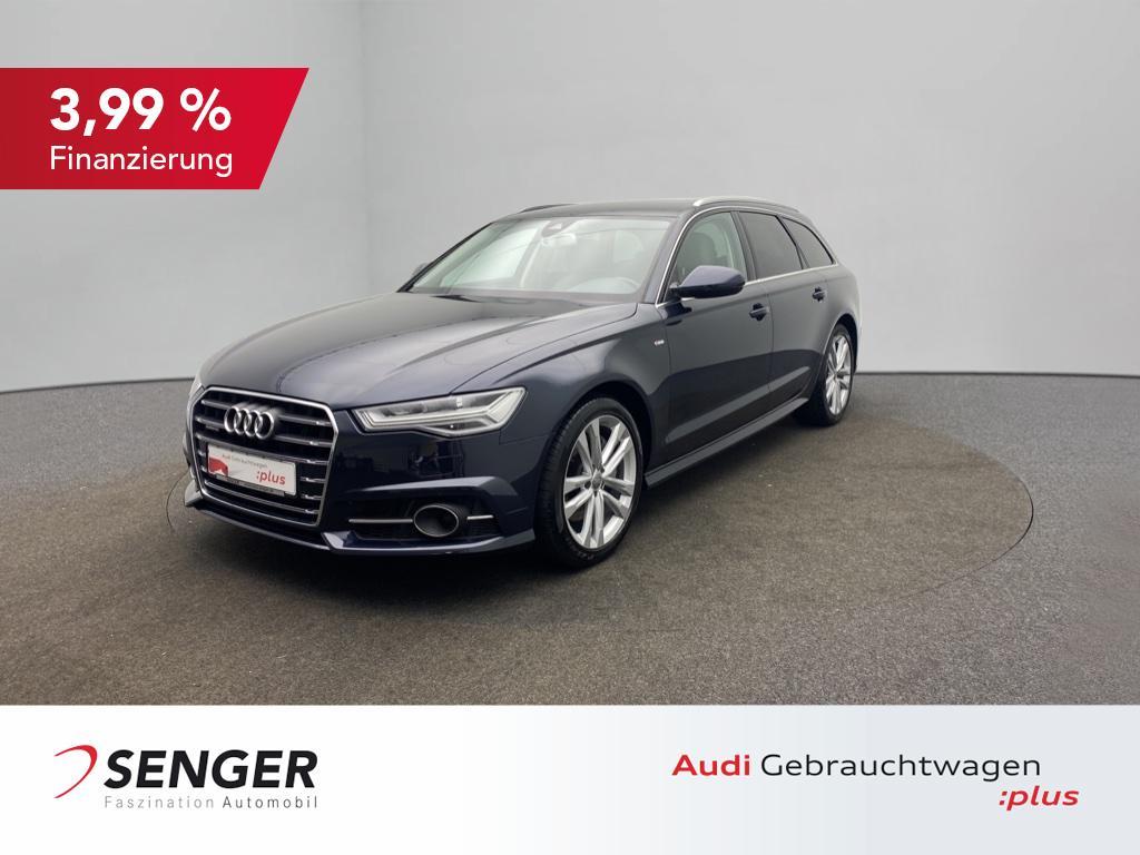 Audi A6 Avant 3.0 TDI quattro Standheizung Kamera, Jahr 2018, Diesel