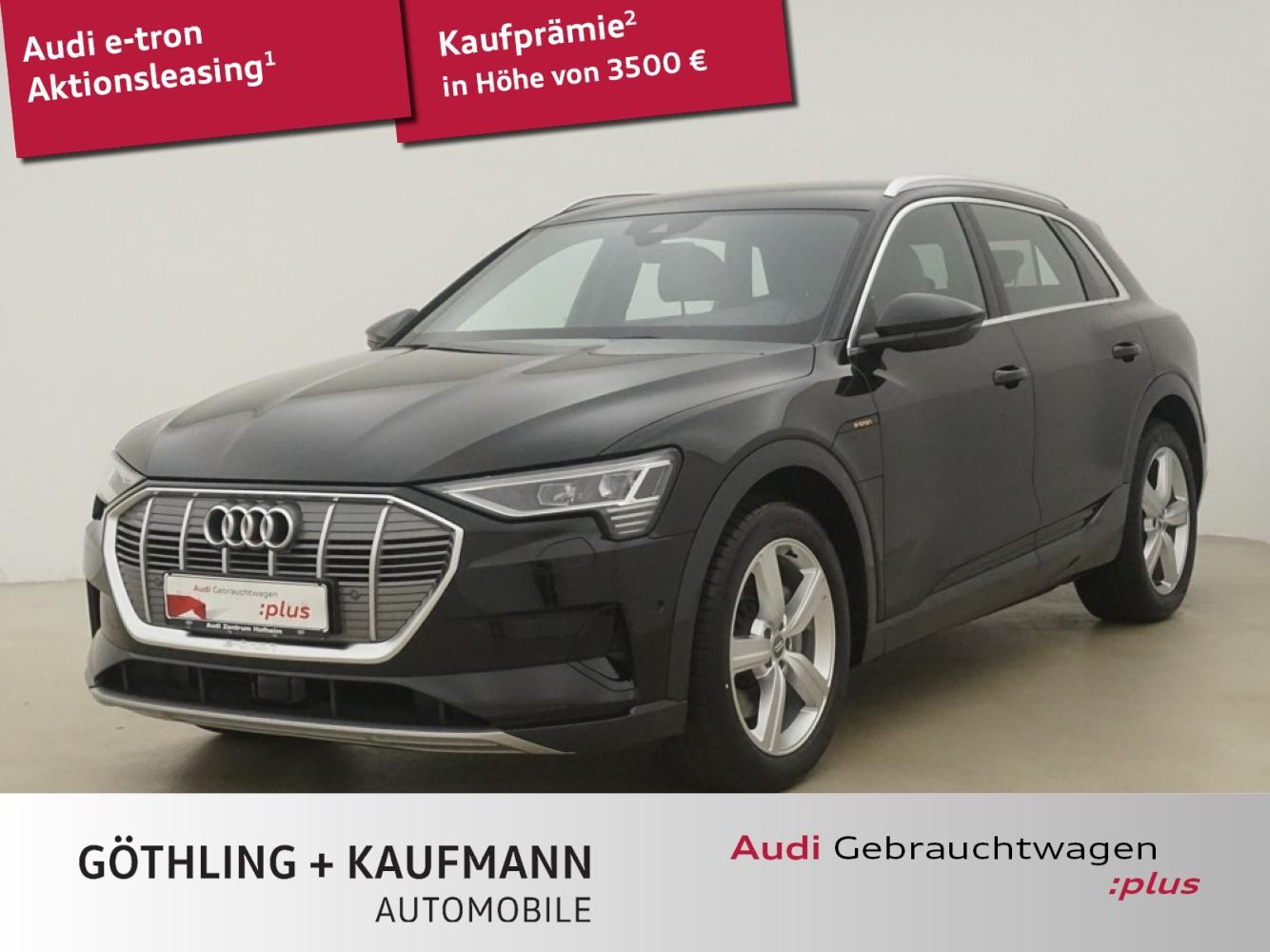 Audi e-tron 55 qu advanced 300kW*Air*Kamera*Tour*Spor, Jahr 2020, Elektro