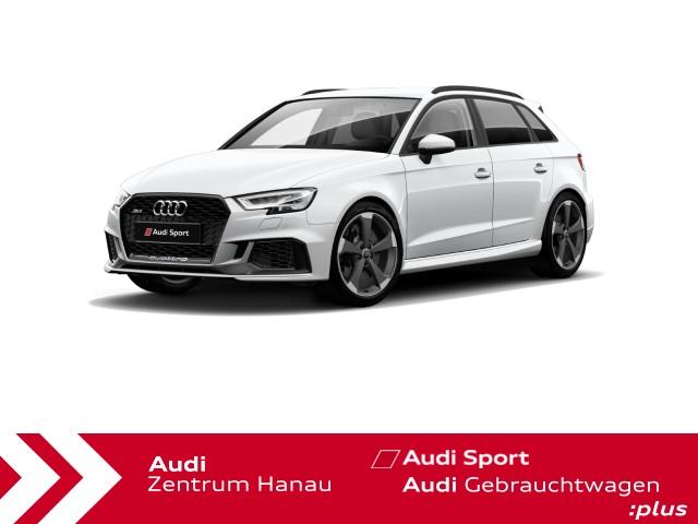 Audi RS3 Sportback OHNE-OPF*280KMH*MATRIX*RS-AGA*B&O*VIRTUAL*, Jahr 2017, Benzin