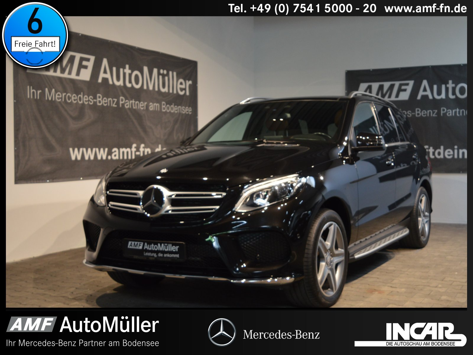 Mercedes-Benz GLE 350 d 4M AMG Line AHK+STANDH.+HUD+PANO+360°+, Jahr 2016, Diesel