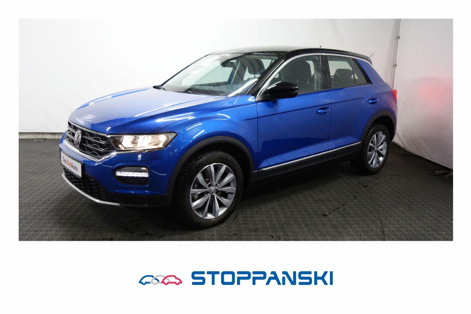 Volkswagen T-ROC Style 1.0 TSI PARKSYSTEM CLIMATRONIC, Jahr 2018, Benzin