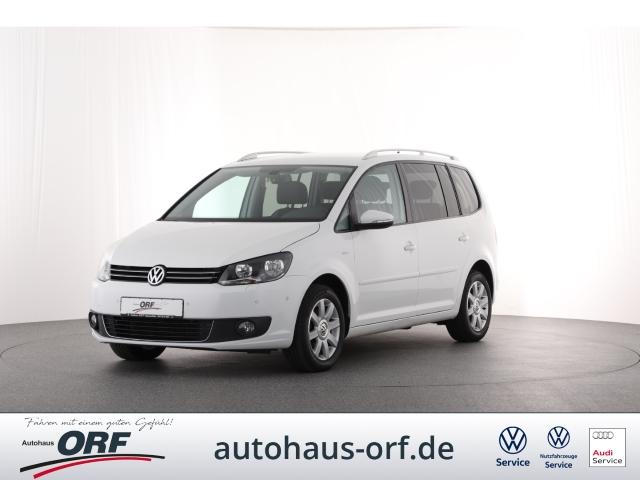 Volkswagen Touran 1.6 TDI Life NAVI BLUETOOTH, Jahr 2013, Diesel