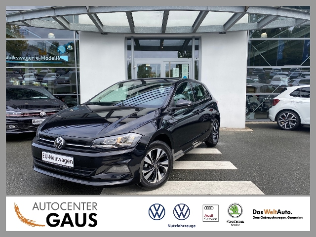 Volkswagen Polo Comfortline 1.0 TSI DAB+ SHZ App, Jahr 2021, Benzin