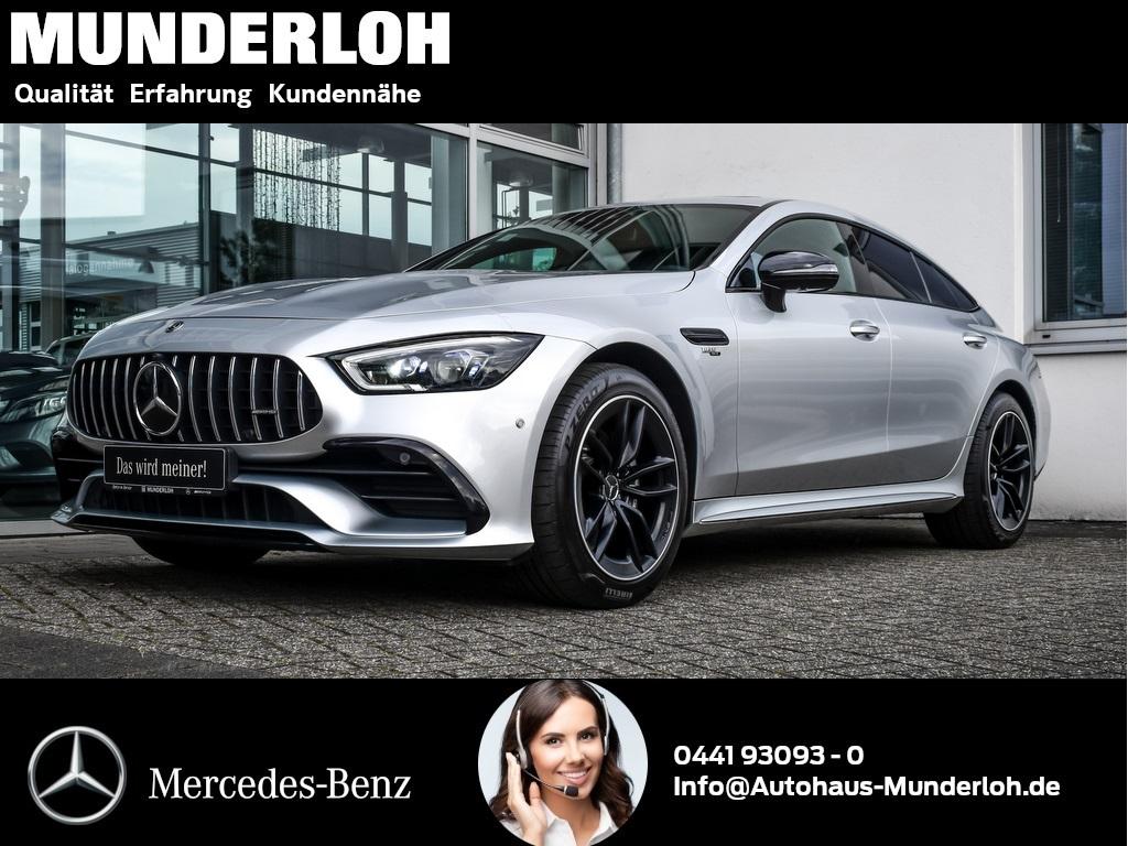 Mercedes-Benz AMG GT 53 4MATIC+ CARBON Matt Massage DIstronic, Jahr 2019, Benzin