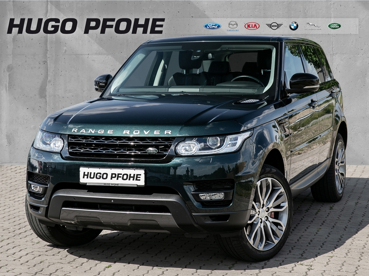 Land Rover Range Rover Sport SDV6 HSE Dynamic, Jahr 2015, Diesel