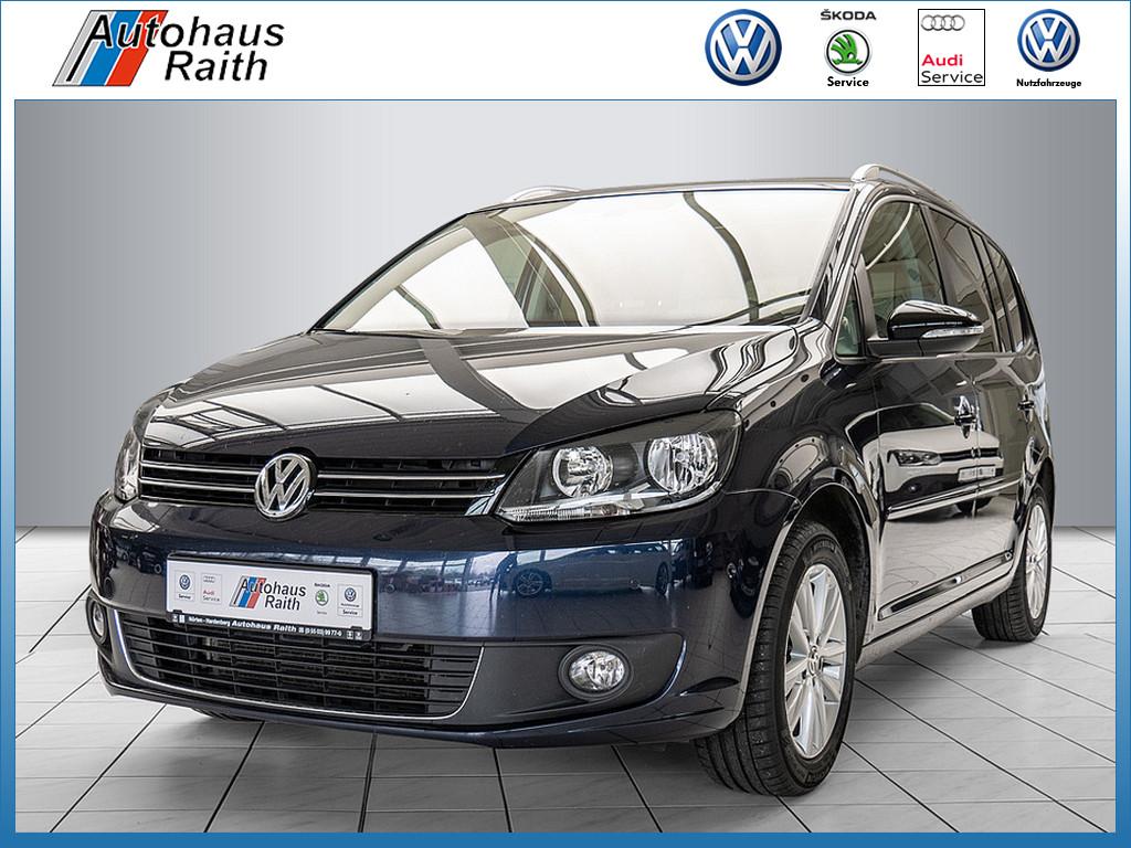 Volkswagen Touran, Jahr 2012, Diesel