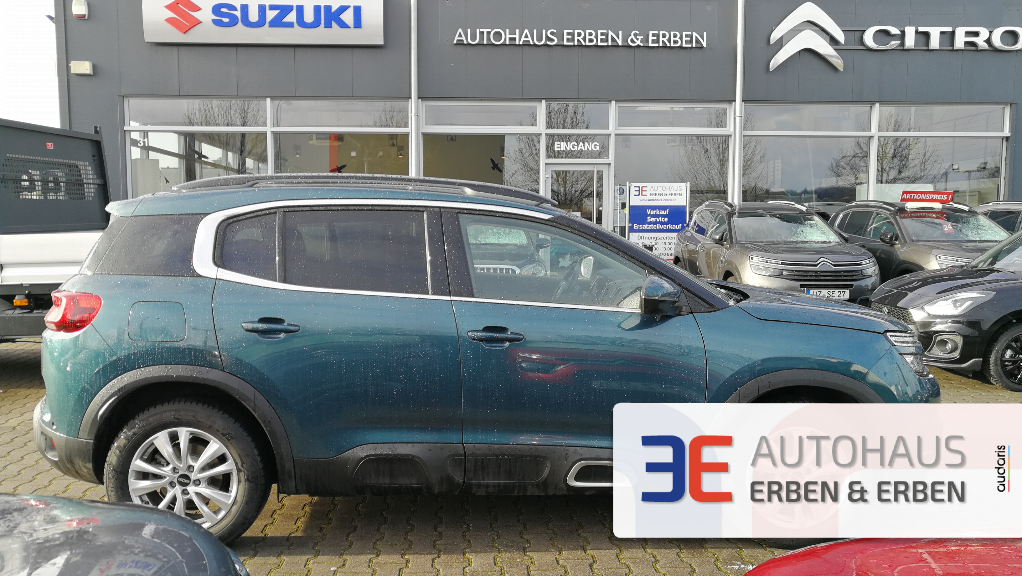 Citroën C5 Aircross Feel PT180 Automatik 8-fach, Jahr 2019, Benzin