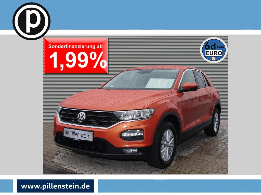 Volkswagen T-Roc 1.0 TSI NAVI KLIMA SITZH PDC Alu Bluetooth, Jahr 2019, Benzin