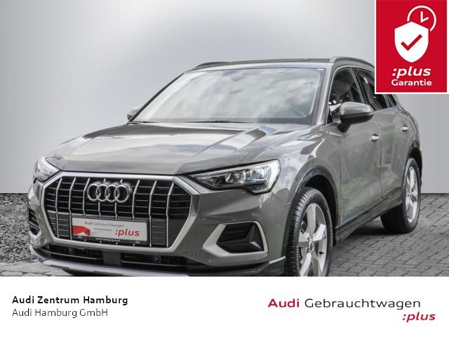 """Audi Q3 advanced 35 TFSI S tronic ACC AHK ALU 19"""", Jahr 2020, petrol"""