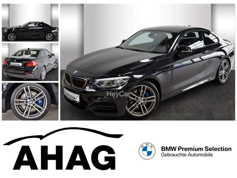 BMW M240IA Business Paket Navi LED Harman Kardon DAB, Jahr 2020, Benzin