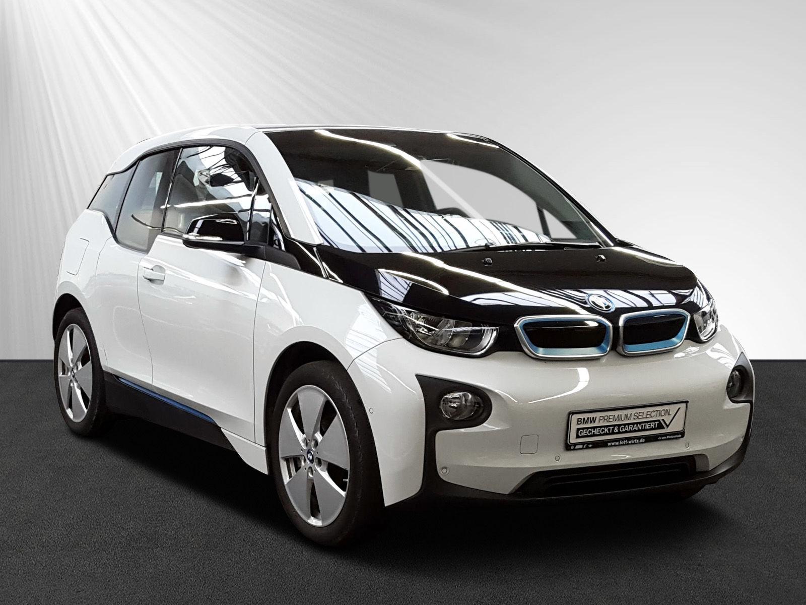 BMW i3 94Ah NaviProf. Parkass. Kamera SHZ, Jahr 2016, Elektro