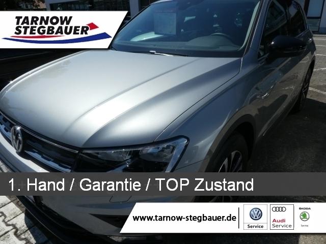 Volkswagen Tiguan 1.5 TSI IQ.DRIVE Navi LED PDC ACC, Jahr 2019, Benzin
