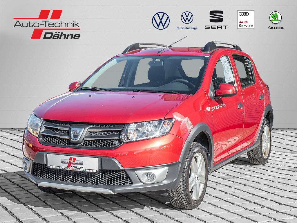 Dacia Sandero Stepway, Jahr 2014, Benzin