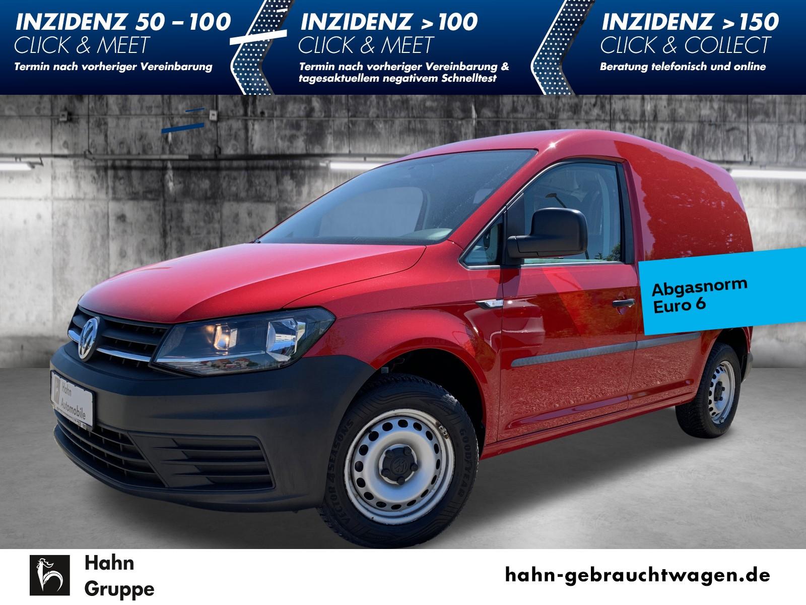 Volkswagen Caddy 2.0TDI Servo Radio Klima Start/Stop, Jahr 2017, Diesel