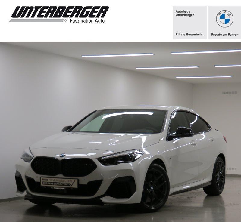 BMW M235i xDrive Gran Coupé Head-Up HiFi DAB LED, Jahr 2021, Benzin