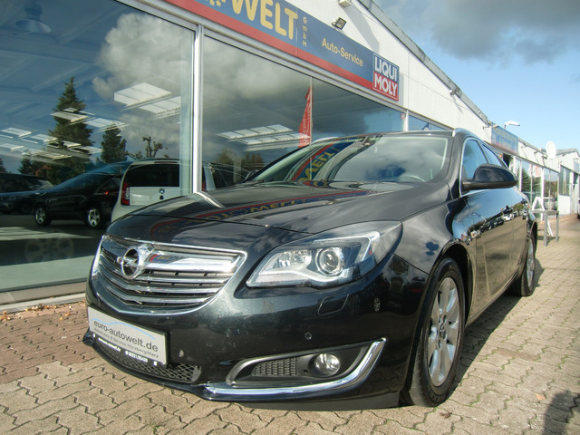 Opel Insignia A Sports Tourer Innovation *Klima *LkHZ, Jahr 2013, diesel