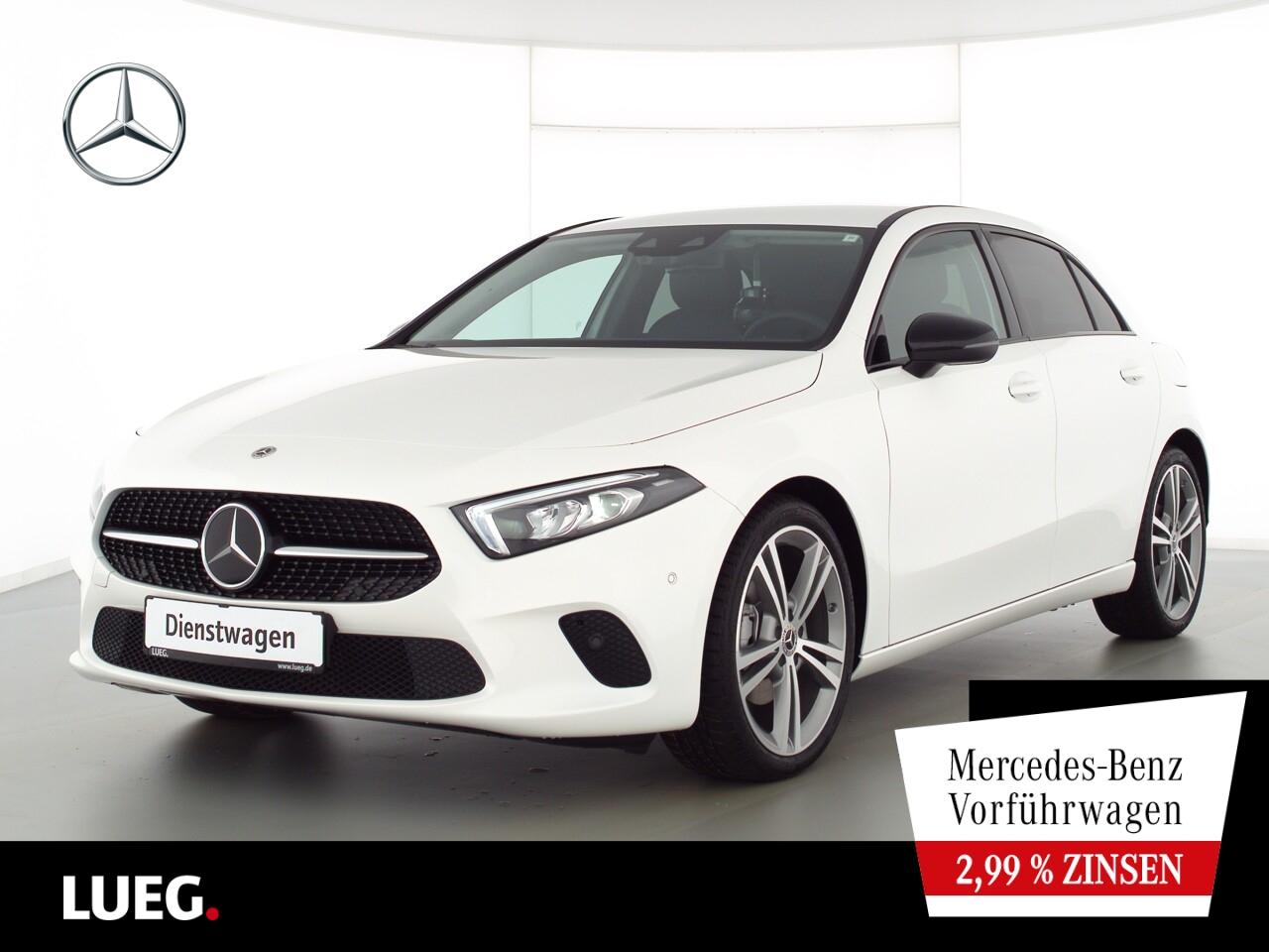 Mercedes-Benz A 180 d PROGRESSIVE+19''+NIGHT+FAHRASS+KAMERA+LE, Jahr 2021, Diesel