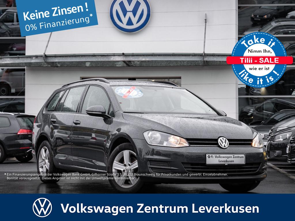 Volkswagen Golf VII, Jahr 2014, diesel
