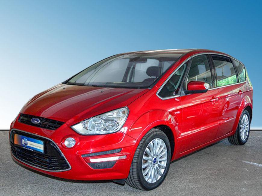 Ford S-Max 2.0 EcoBoost Aut. Titanium S Navi, Xenon, Jahr 2013, petrol