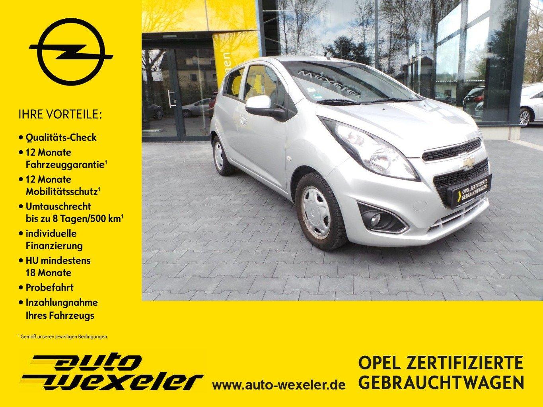 Chevrolet Spark LT, KLIMA, 8-fach bereift, Jahr 2013, Benzin